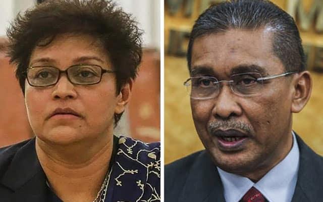 Kabinet hanya 'memperbetulkan' peraturan permainan, Takiyuddin jawab kritikan Azalina