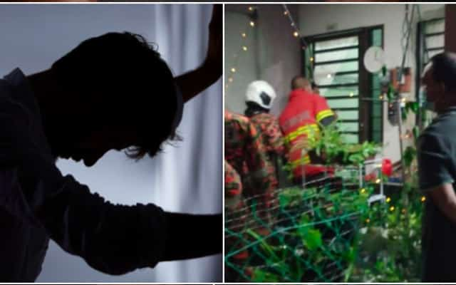 Hilang kerja kerana PKP, lelaki stress kurung anak isteri