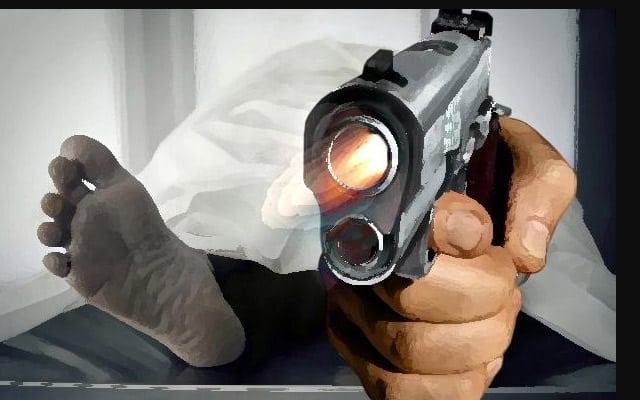 Panas !!! Juruwang ditembak mati gara-gara minta pelanggan pakai pelitup muka
