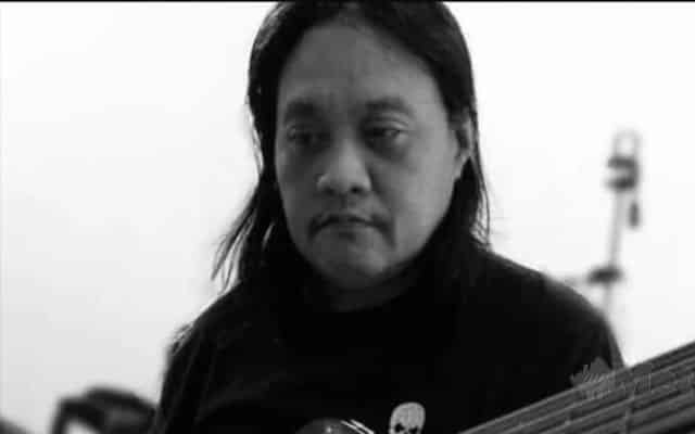Pemain Bass kumpulan Spider meninggal dunia