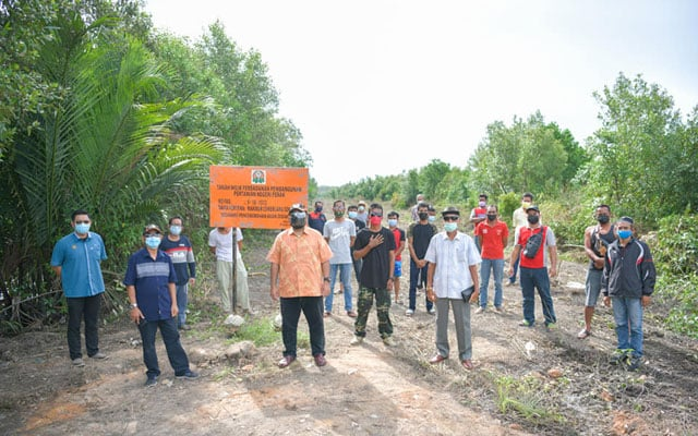 Projek Akuakultur : Kerajaan Perak perlu prihatin dengan bantahan penduduk, kata Mujahid