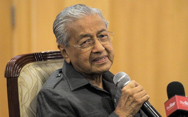 TERKINI !!! Siaran langsung respon khas Tun Dr Mahathir pengerusi Pejuang