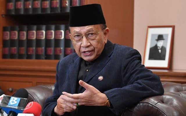 Pandangan Agong perlu dihormati, buka segera sidang parlimen – Rais Yatim
