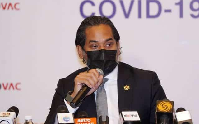 Gempar !!! Bolot vaksin : Kesatuan Eropah sangkal dakwaan Khairy