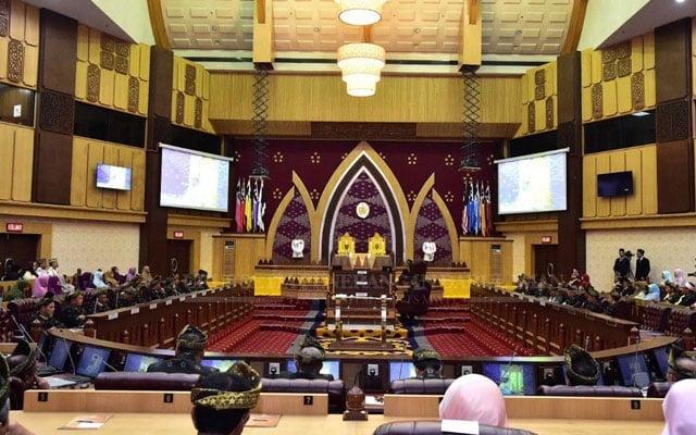Terengganu akan bincang untuk adakan sidang DUN