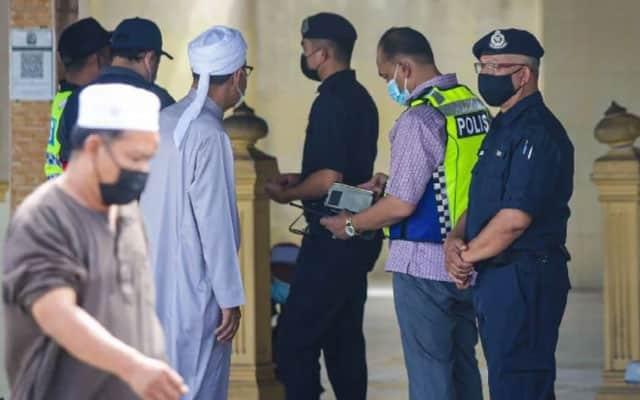 Solat Jumaat lebih had, 13 jemaah dikompaun RM1,500