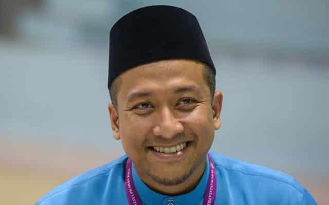 Panas !!! Najwan dipecat dari jawatan Ketua AMK Selangor