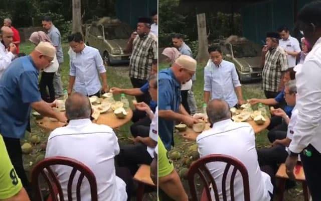 Polis siasat 'pesta durian' Ahli Parlimen Batu Pahat
