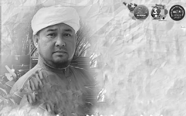 Ketua Dewan Ulama Pas Selangor meninggal dunia