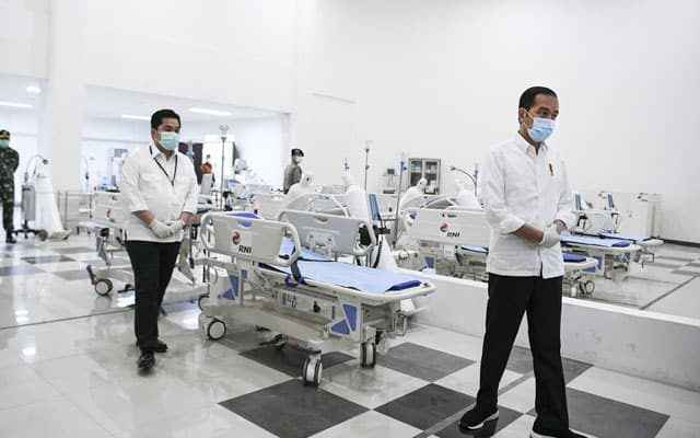 Doktor Indonesia perlu dapat suntikan ketiga dos vaksin