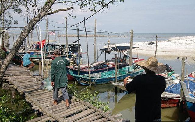Cadangan bawa masuk nelayan Vietnam, Thailand dibidas Adun Warisan
