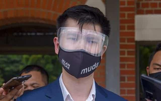 Khidmat guaman percuma kepada sesiapa yang disaman oleh Tajuddin, kata Muda