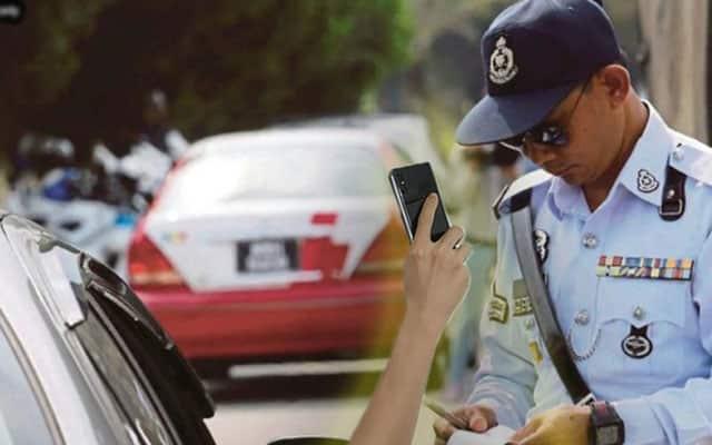 Salah ke jika kita rakam polis bila kena tahan dekat sekatan jalan raya?