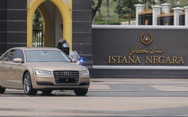 Terkini !!! Perbincangan Khas Raja-Raja Melayu tamat, debaran menanti kenyataan rasmi Istana
