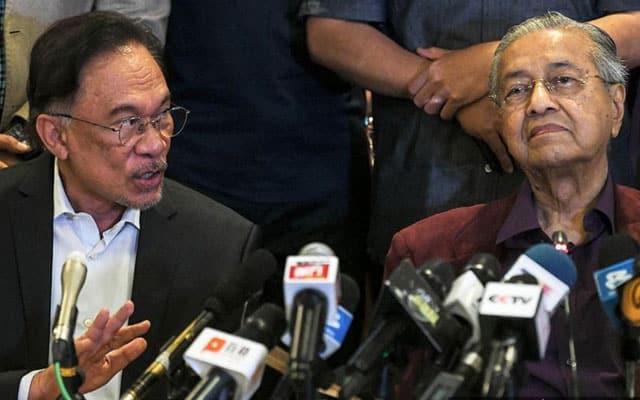 Pemuda PKR tetap anggap Mahathir punca ketidaktentuan politik negara kini