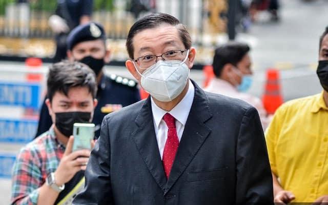 Kami dah lapor 'kerajaan gagal' kepada Agong, terserah pada Tuanku – Lim Guan Eng