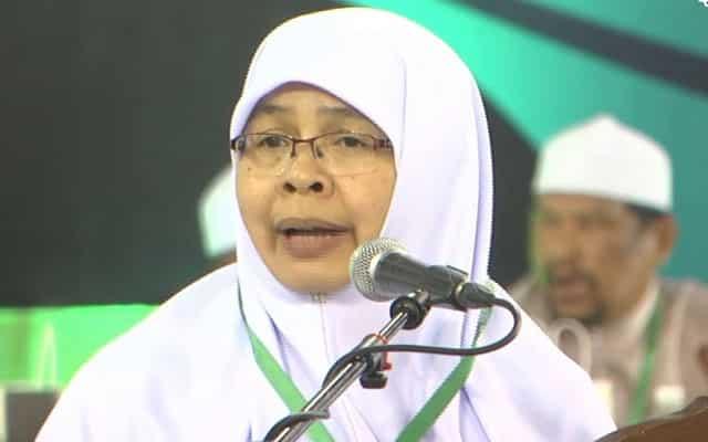 Cukuplah tuding jari seolah kerajaan gagal, kata muslimat Pas