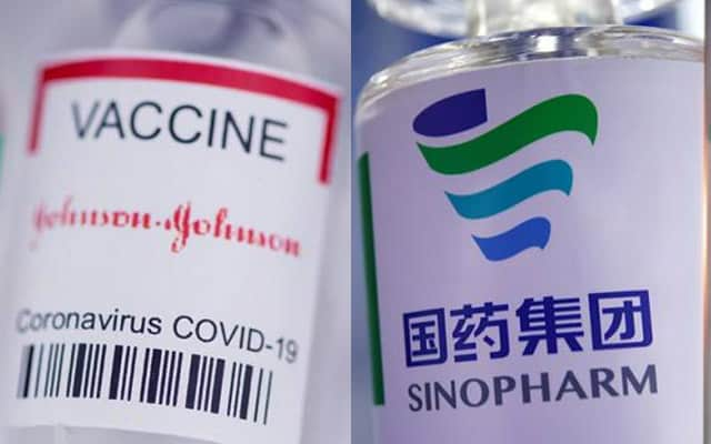 Sinopharm, Johnson & Johnson lulus bersyarat untuk vaksinasi negara