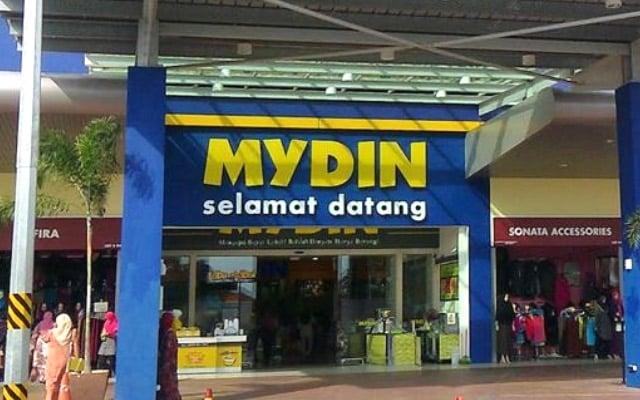 Bos Mydin dedah kes kecurian makanan meningkat di pasaraya