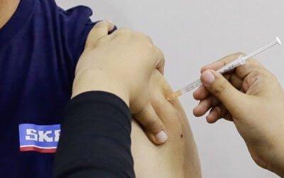 Sudah 83.1 peratus individu dewasa sah lengkap vaksin