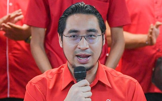 Gempar !!! Ketua Pemuda Bersatu bidas keputusan Umno