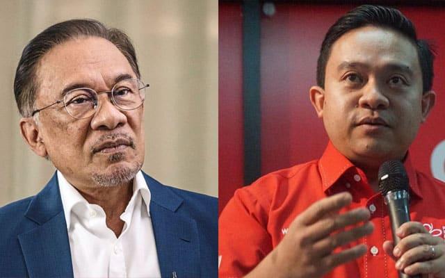 Pemimpin Bersatu cabar Anwar berhenti berpolitik dalam sidang parlimen