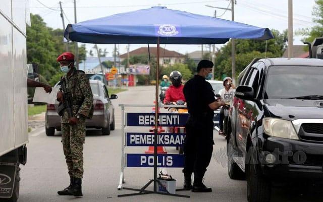 Terkini !!! Senarai kawasan di Selangor, KL dikenakan PKPD