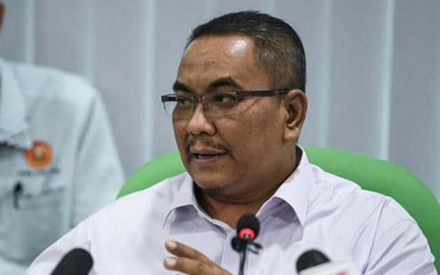 Portal lapor MB Kedah enggan hantar bantuan kepada mereka yang kibar bendera putih