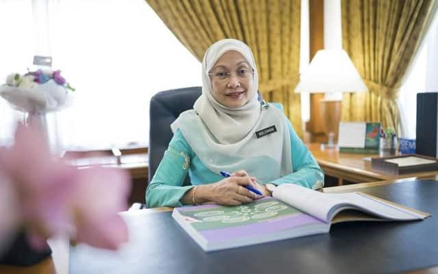 Pas ucap tahniah kepada isteri menteri dilantik KPPM baru