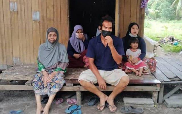 Rakyat Bachok masih ada yang tinggal di rumah buluh