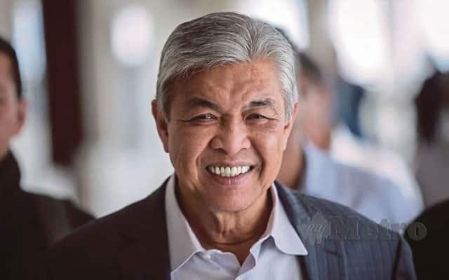 Pemimpin PKR buka mulut isu Zahid ditawar jadi PM