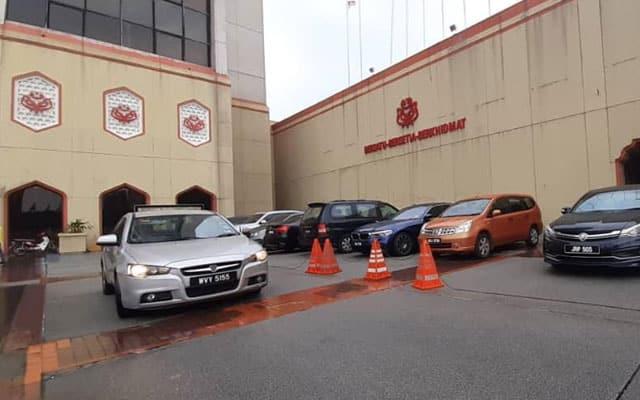 Gempar !!! Portal lapor MT Umno berkumpul, putus keluar kerajaan malam ini?