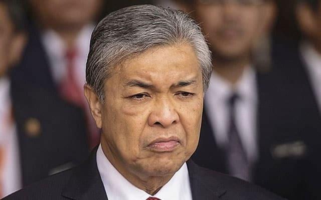 Zahid didakwa atur 'gerakan' lepas PM umum tarikh parlimen