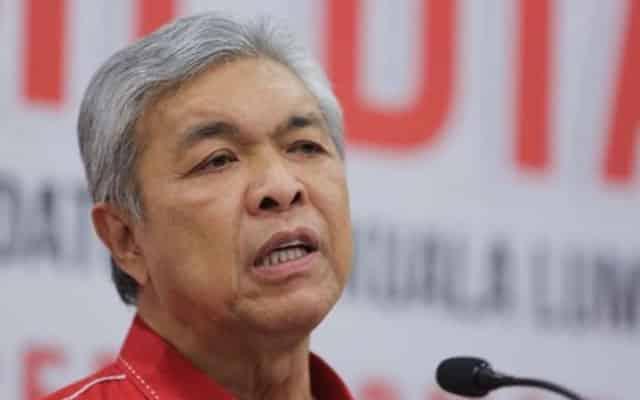 Zahid jumpa 37 MP Umno malam ini? Bincang keluar kerajaan