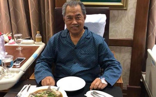 Terkini !!! Pejabat PM sahkan Muhyiddin masih dirawat di hospital