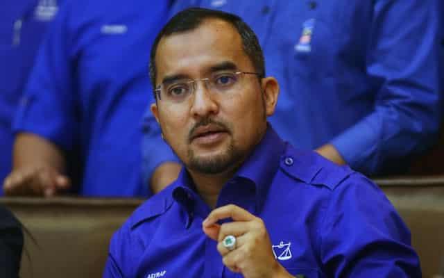Asyraf dedah pemimpin Umno mula berubah sikap sejak masuk kerajaan PN
