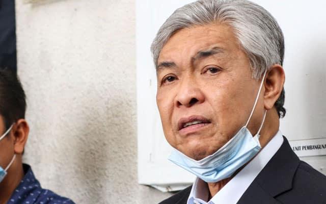 Mesyuarat MKT Umno : Adakah Zahid Hamidi berani?