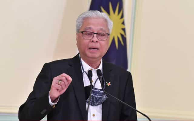 Terkini !!! Muhyiddin umum Ismail Sabri dilantik TPM, Hishamudin Menteri Kanan