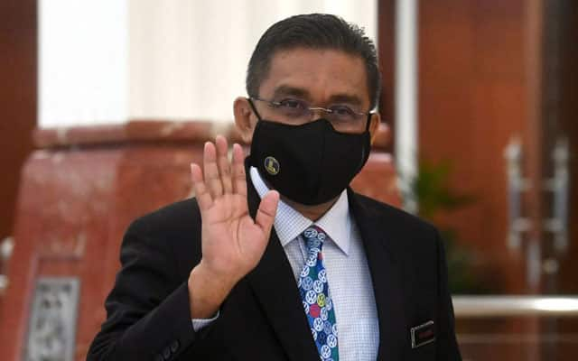 Pas ucap tahniah atas pelantikan Ismail Sabri sebagai TPM