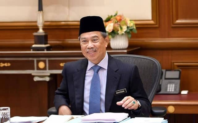 Pejabat PM sahkan Muhyiddin tidak menghadap Agong hari ini