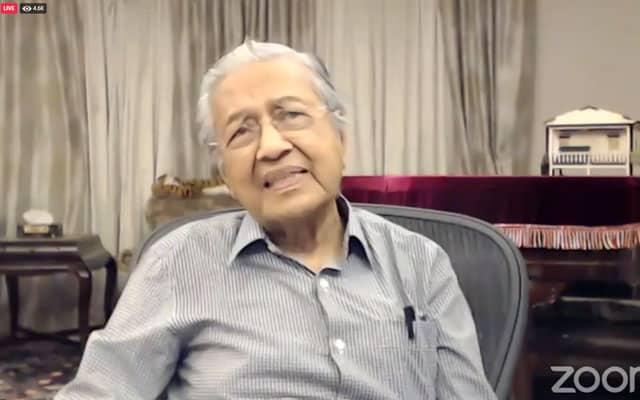 LIVE !!! Sidang Media Tun Mahathir berhubung isu terkini