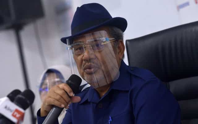 """Ahli Parlimen Umno ni bodohkah tidak reti nak jaga parti?"" – Tajuddin"