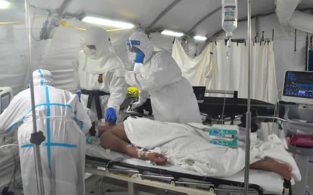 Mayat mangsa Covid-19 didakwa ambil masa berhari-hari untuk diurus di Hospital Klang