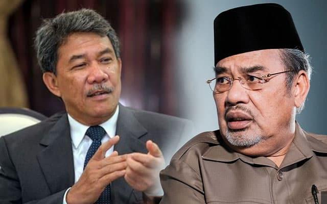 Tok Mat dilantik Pengarah Pilihanraya Umno ganti Tajuddin
