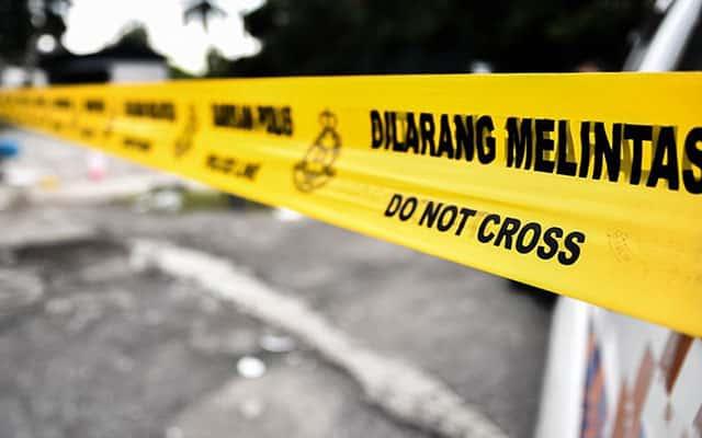 Suami kuarantin di MAEPS, isteri bergelang pink ditemui mati