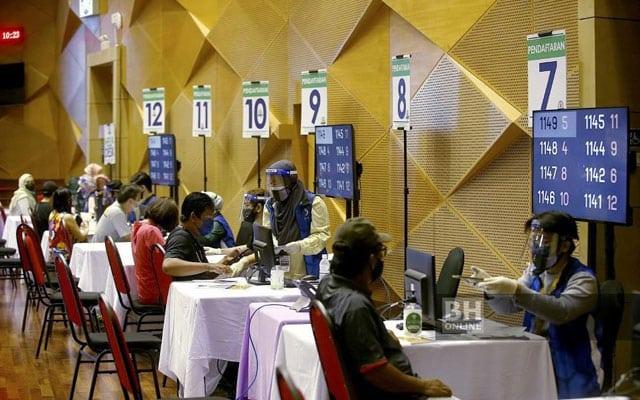 Tingkat kadar vaksin, Selangor sedia masuk fasa 2 PPN hujung ogos