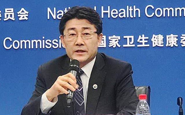 Ketua Kesihatan China disuntik 3 dos vaksin jenama berbeza