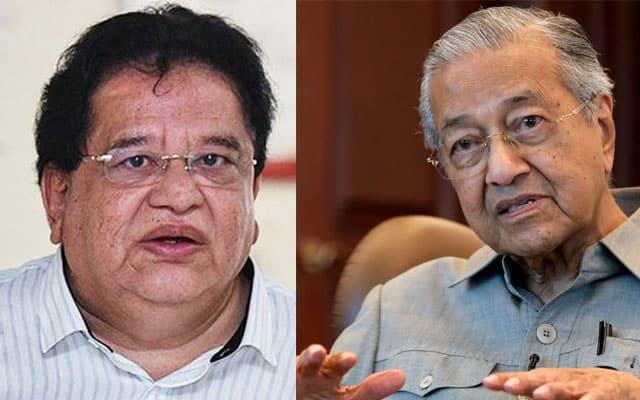 Panas !!! Ku Nan bongkar perangai sebenar Mahathir