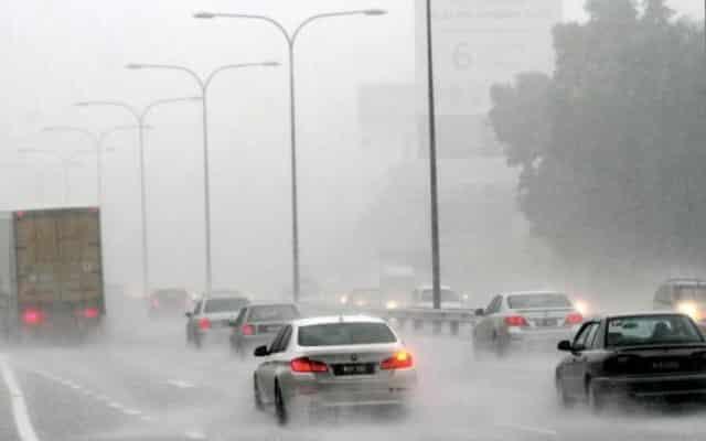 33 kematian dilaporkan akibat hujan lebat