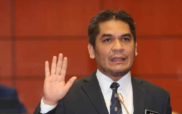 Radzi Jidin angkat sumpah senator untuk kali kedua